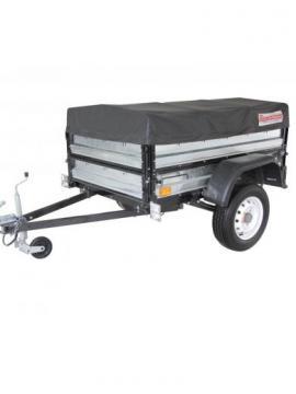 Прицеп бортовой для перевозки грузов 8213 03 Крепыш